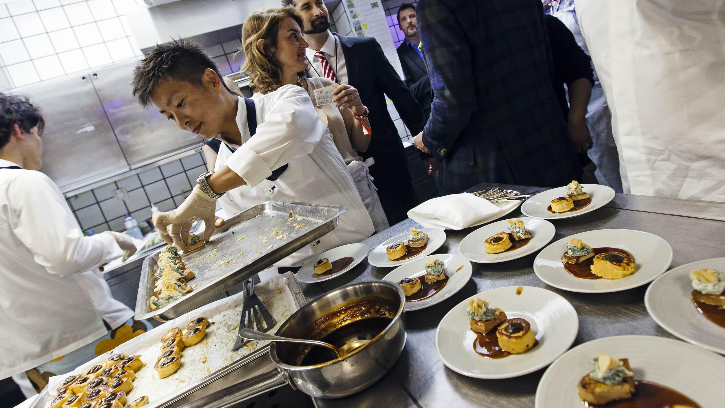 Kitchen Party 16 01 2018 22 00 St Moritz Gourmet Festival
